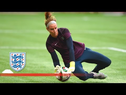 England Women practice highlights (2016 SheBelieves Cup) | Top Five