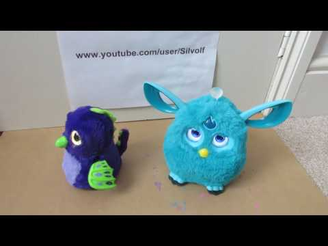 Furby Connect or Hatchimals?
