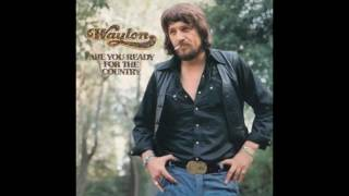 Waylon Jennings - Are You Ready For The Country (2004 CD Reissue)