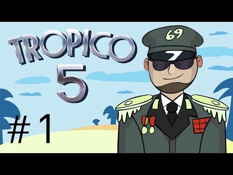 Let's Play: Tropico 5! [Episode 1]