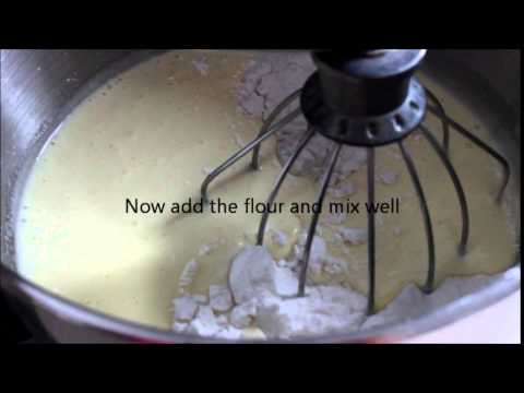 Video Simple Oil Cake