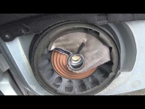 Corsa B Speaker Replacement