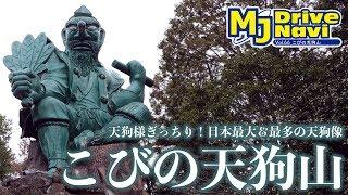 地元岐阜県には天狗がぎっちり!日本最大&最多の天狗像!〜こびの天狗山〜 vol.31