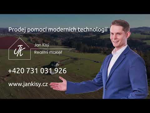 Prodej stavebního pozemku 1855 m2, Trutnov