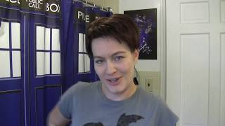 Captain Jack Harkness Cosplay Makeup Tutorial (Doctor Who, Torchwood)