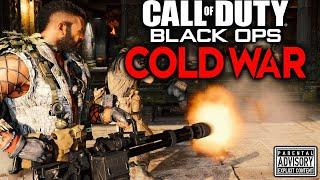 SATURDAY N!GHT SWEATFEST 😈 LC10 & FARA 83 Gameplay | Black Ops Cold War Season 2 Battle Pass