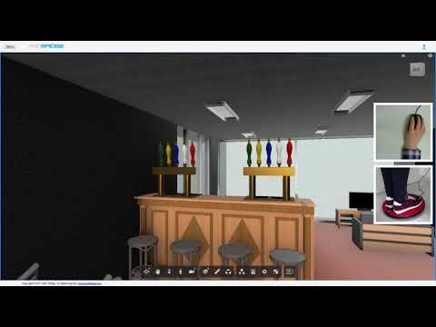 3dRudder for Autodesk® Forge™ Viewer