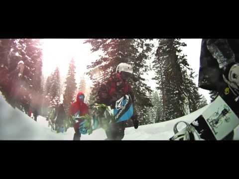 Sureal Snowboard Ep.4: Alpine Meadows at North Tahoe / PlayboardTV