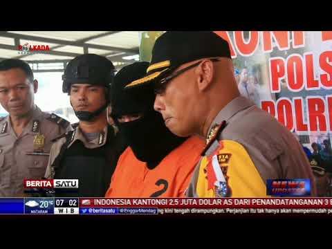Polisi Tangkap Tiga Kurir Narkoba di Pekanbaru