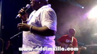 Barrington Levy - Murderer - Live in Paris - Cabaret sauvage - 28 Juin 2011