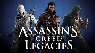 Assassin's Creed Legacies - TRAILER | Arno, Connor And Shay