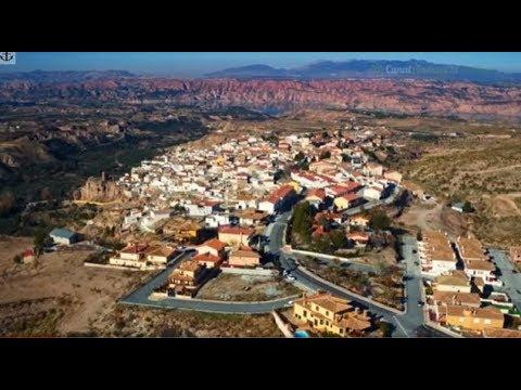 Freila, una belleza fascinante. Cortijo Rural y Ruta Geológica . Granada