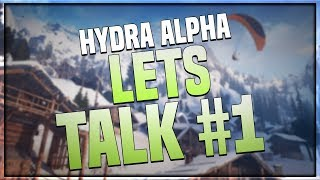 LETS TALK #1 : HOW DID I MET GAREEB , DYNAMO , HYDRA CLAN AND AK!!