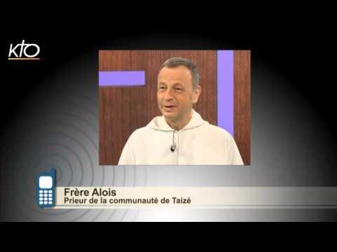#PrayForParis - Frère Alois