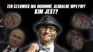 Nazywają go nowym królem Polski. Tajemnicza postać. Ma ogromne wpływy i znajomości.