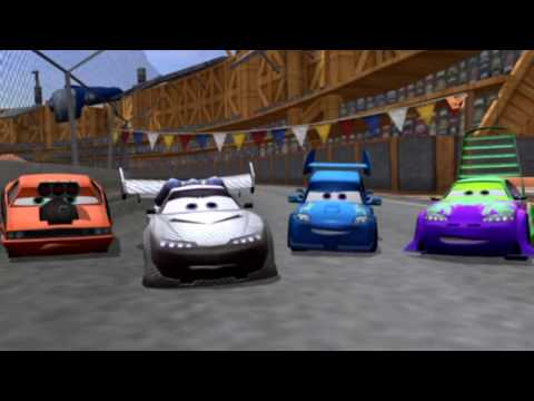 Cars - PSP Gameplay Sample