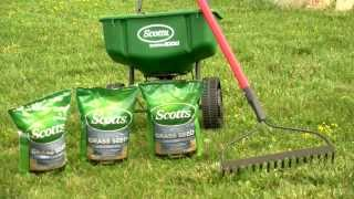 Do-it-Yourself:  Lawn Overseeding