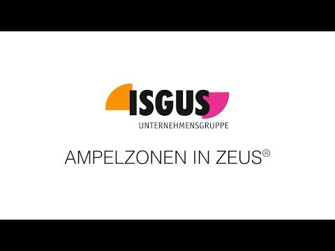 ISGUS Ampelzonen ZEUS® Zeiterfassung