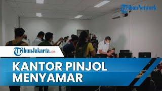 Kelabui Polisi, Kantor Pinjol Ilegal di Jakarta Utara Menyamar Jadi Perusahaan Ekspedisi
