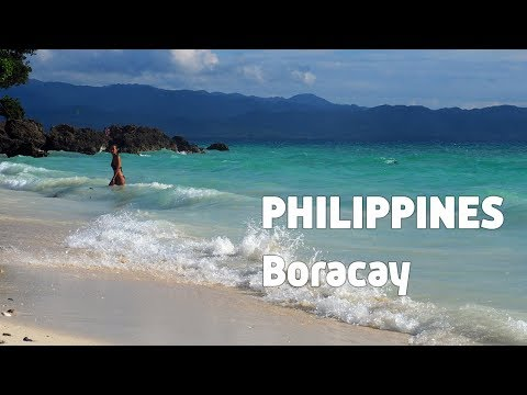 PHILIPPINES BORACAY - THE WORLD'S BEST BEACHES ON A PARADISE ISLAND