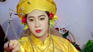 preview picture of video 'Đồng Thầy : Trần Vũ Tiến Hầu Giá Chầu Bát - Lễ Khánh Thành Phúc Nhân Điện'