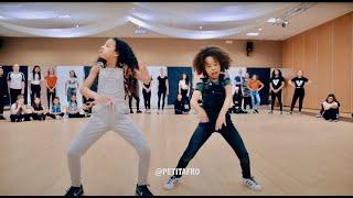 Petit Afro Presents – AfroDance || One Man Workshop Part 2 || Eljakim Video