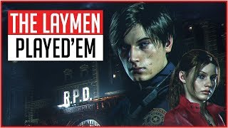 The Laymen Review Resident Evil 2