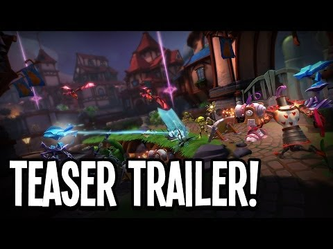 Dungeon Defenders II - Teaser Trailer thumbnail