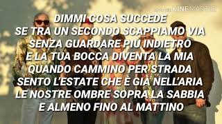 Boomdabash   Mambo Salentino Ft. Alessandra Amoroso (Testo Con Audio E Lyrics Video)