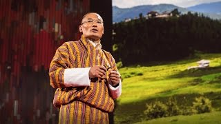 This country isn't just carbon neutral — it's carbon negative - Tshering Tobgay
