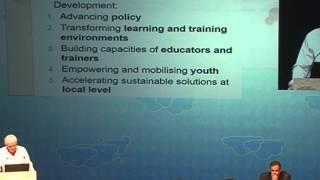 El poder de la educación. Graham Petersen. 11º Seminario Comarcas Sostenibles