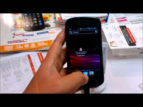 Hands On Smartfren Andromax C
