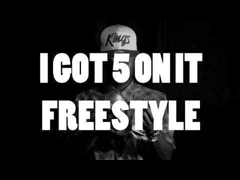 I Got 5 On It Freestyle (Cover) - R3al Complex