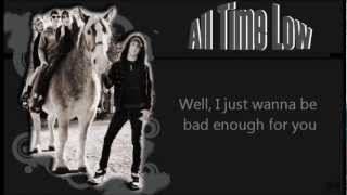 All Time Low - Bad Enough For You with Lyrics