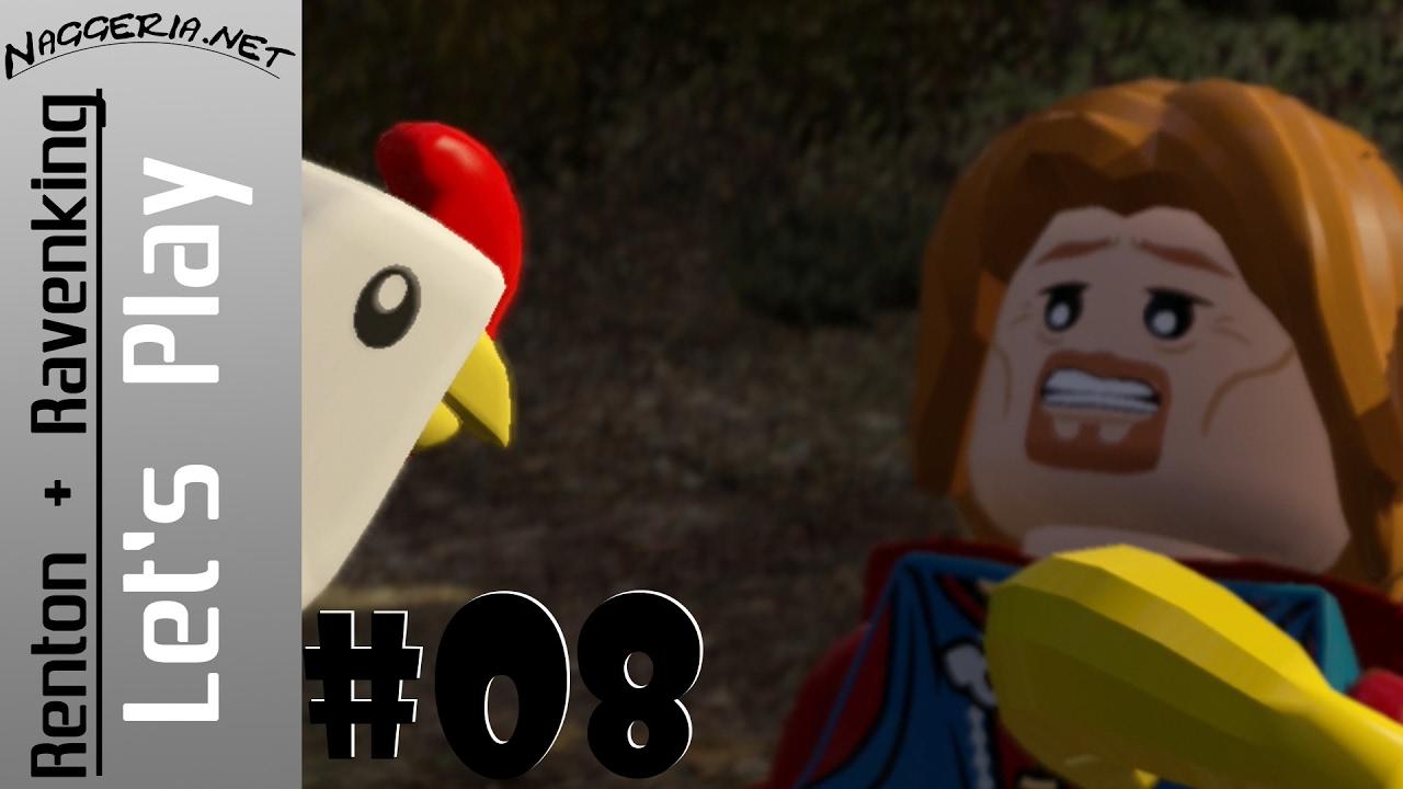 LEGO: Der Herr der Ringe – 08 – Hot Shots und Tüften