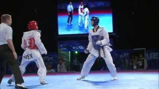 2013 WTF World Taekwondo Championships Final  Male 63kg