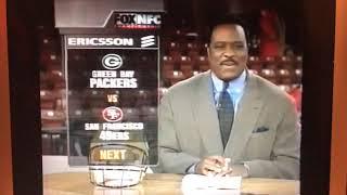 NFL on FOX - 1997 Packers vs 49ers - NFC Championship