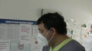 Nuevo Ecógrafo en el Centro de Salud