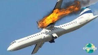 Top 10 Accidente Aviatice Surpinse Pe Camera