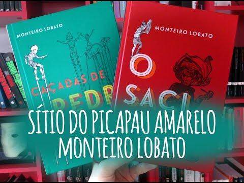 O SACI E CAÇADAS DE PEDRINHO, de Monteiro Lobato | BOOK ADDICT