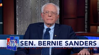 Sen. Bernie Sanders: Increased Focus On Climate Change Is The Difference Between 2016 and 2020