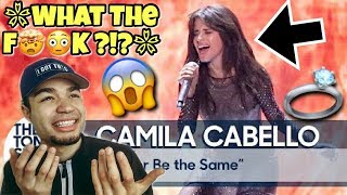 "CAMILA CABELLO (Somebody Tell My Wife I'M SORRY!😳😩) Debuts ""Never Be The Same"" REACTION !!"