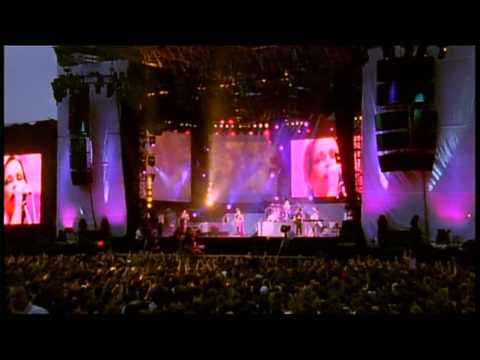 The Corrs - Love to Love You (Live @ Lansdowne Road)
