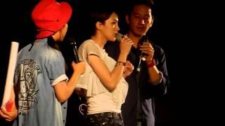 20130509台灣首府大學「 展翅高歌」(曾沛慈)