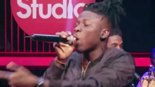 Stonebwoy & Haile Roots  ሃይሌ ሩትስ People Dey Harambe   Coke Studio Africa