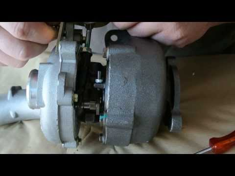 comment reparer turbo megane 2