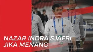 Nazar Indra Sjafri Bila Indonesia Menang di Final SEA Games 2019