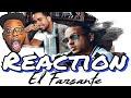 Ozuna x Romeo Santos - El Farsante Remix (REACTION)