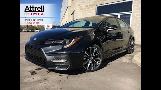 2020 Corolla SE Upgrade Walkaround - Brampton ON - Attrell Toyota
