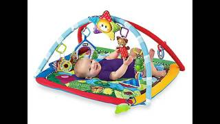 Baby Development Toys & Activities | Infant Kick Toy Romance